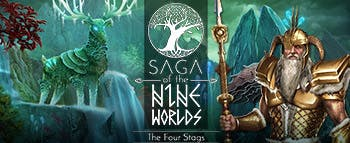 Saga of the Nine Worlds: The Four Stags - image