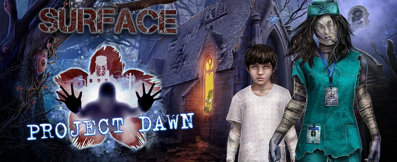 Surface: Project Dawn - Your daughter has gone missing - image