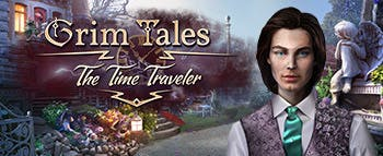 Grim Tales: The Time Traveler - image