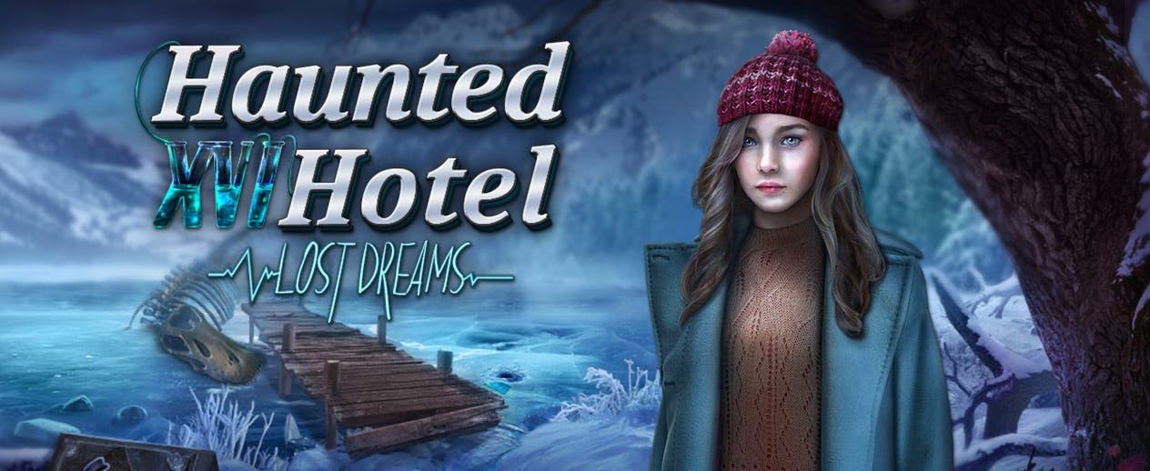 Haunted Hotel: Lost Dreams - Is it reality or a delusion?
