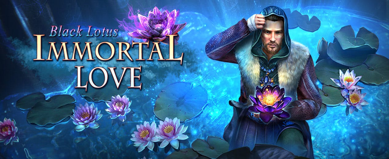 Immortal Love: Black Lotus - Youth comes at a price...