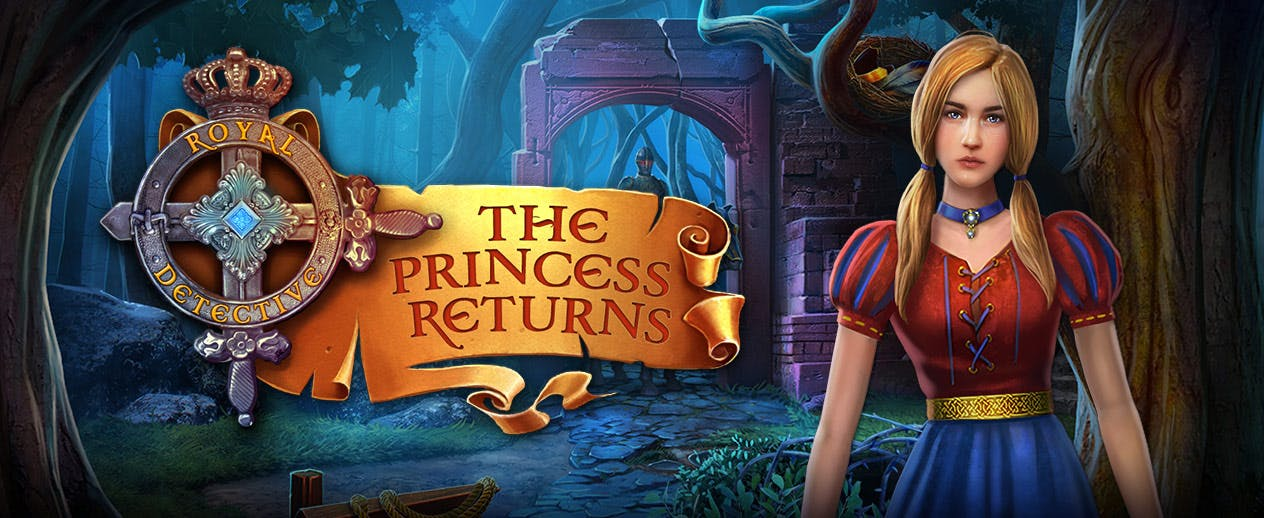 Royal Detective: The Princess Returns - Save Princess and her statues!