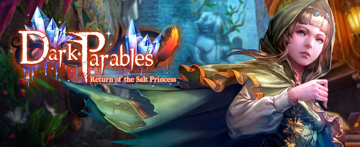 Dark Parables: Return of the Salt Princess - Save the World from Salt-Transmutation. - image