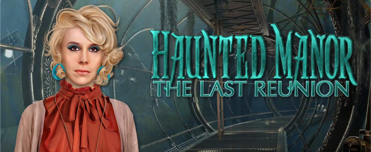 Haunted Manor: The Last Reunion - This house is no home... - image