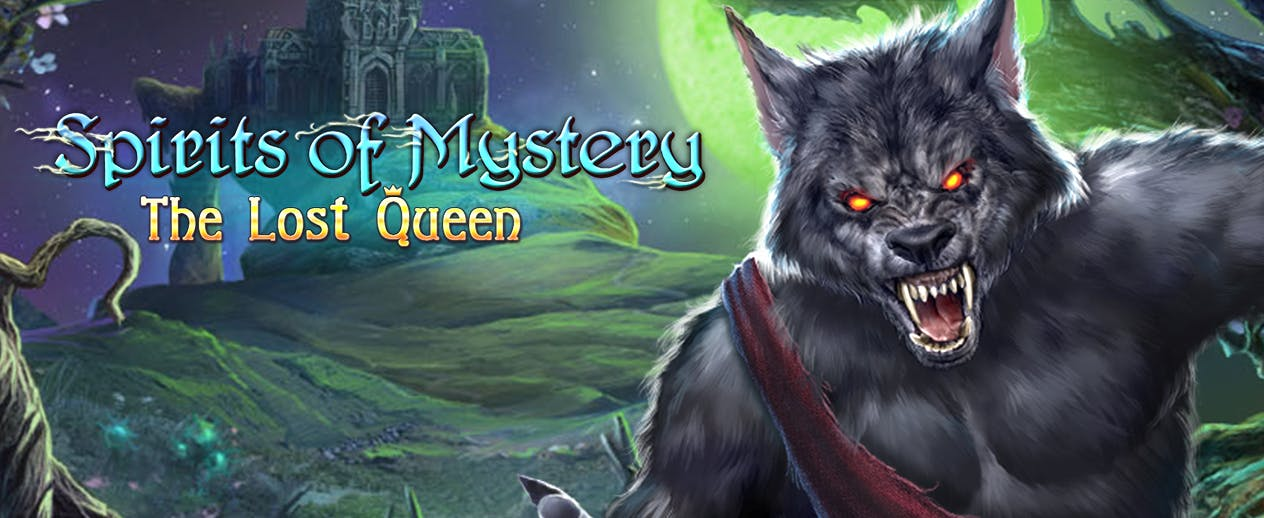 Spirits of Mystery: The Lost Queen - Save the kingdom from the forest spirits - image