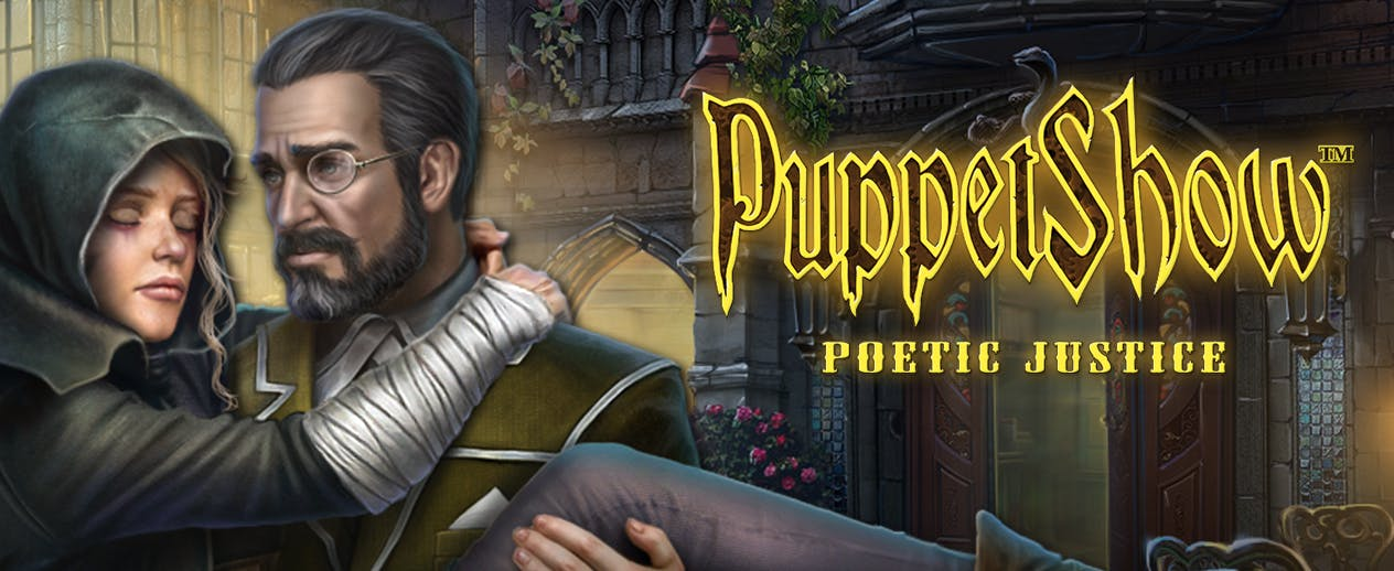 PuppetShow: Poetic Justice - A madman lurks in the shadows... - image