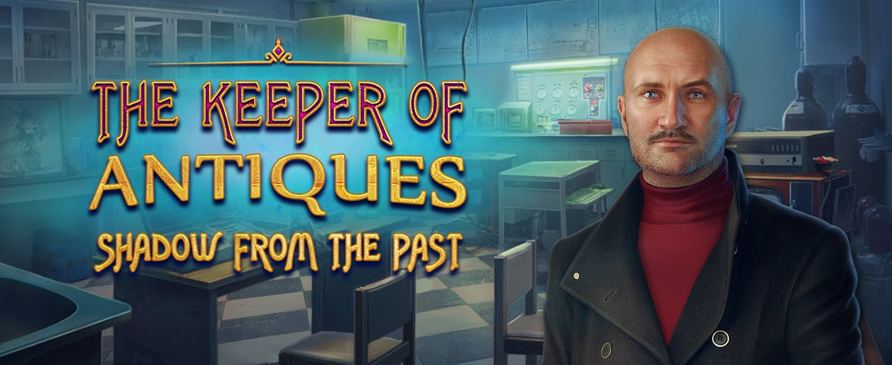 The Keeper of Antiques: Shadows From The Past - Journey to the past to stop a killer! - image