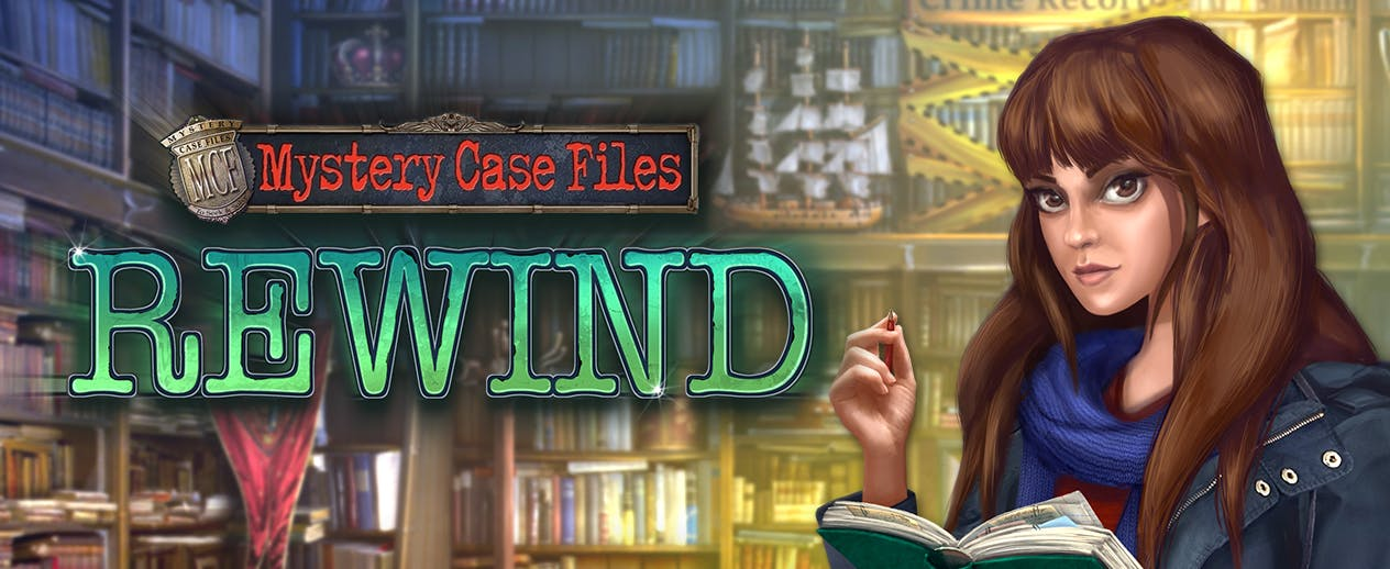 Mystery Case Files: Rewind - Old cases come back to play... - image