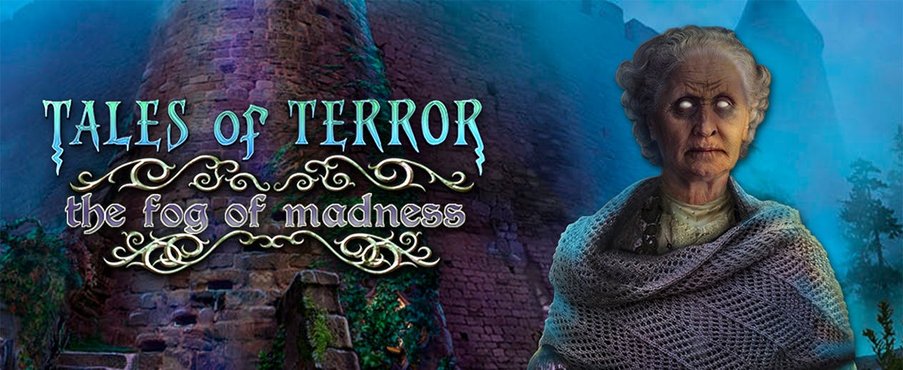 Tales of Terror: The Fog of Madness - The fog beckons a madman... - image