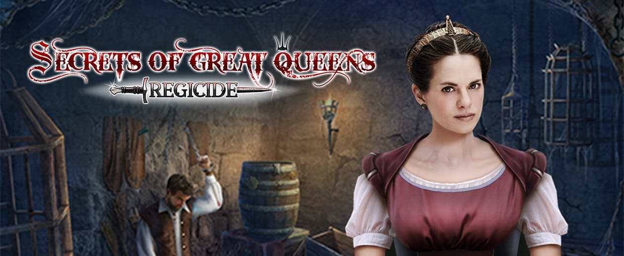 Secrets of Great Queens: Regicide - The King's been murdered! - image