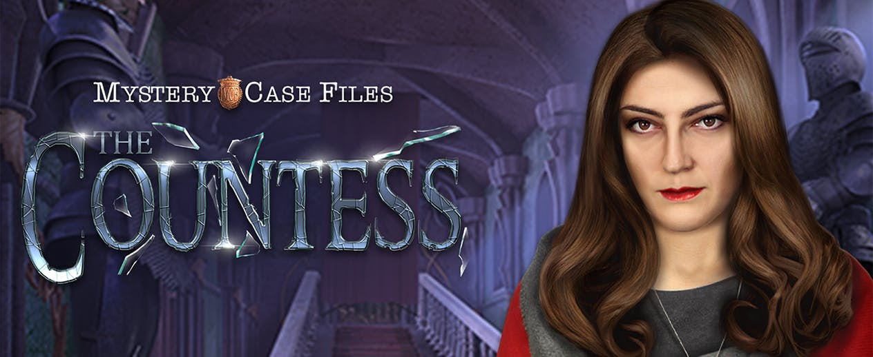 Mystery Case Files: The Countess - Don't stare into this mirror... - image