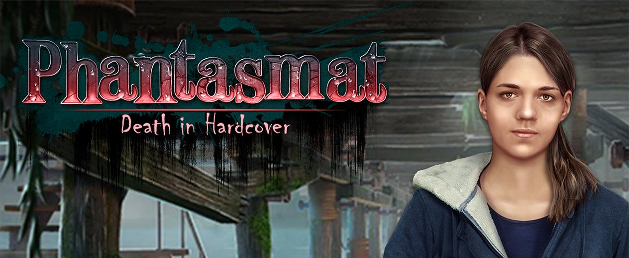 Phantasmat: Death in Hardcover - Your horror stories are coming to life.. - image