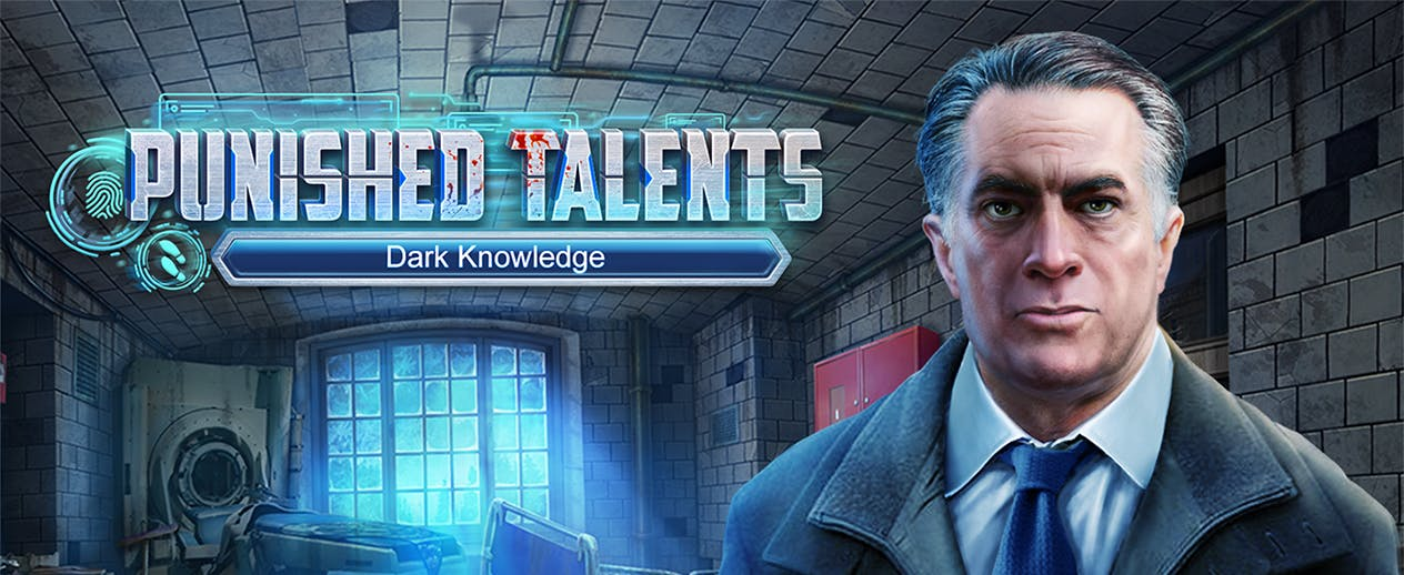 Punished Talents: Dark Knowledge - Your brother's been taken! - image