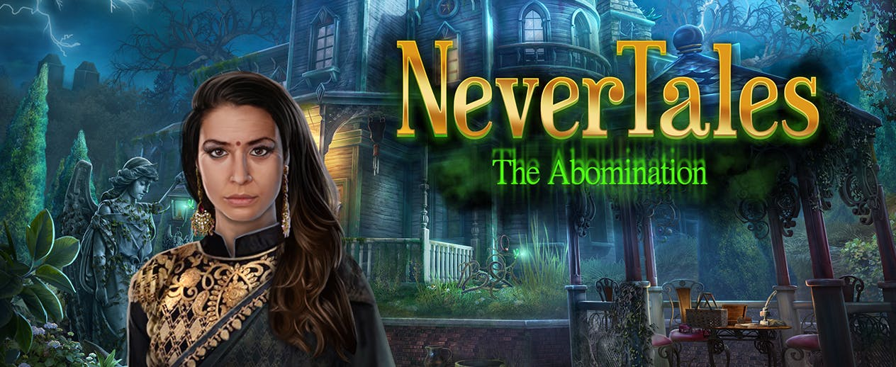 Nevertales: The Abomination - Creation has a darker side - image