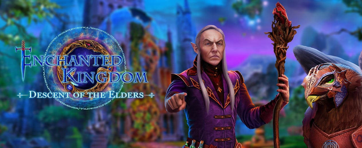 Enchanted Kingdom: Descent of the Elders - Stop the evil elven alchemist! - image