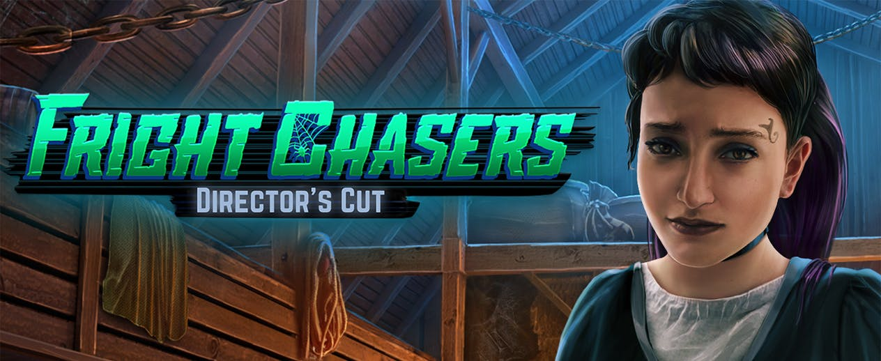 Fright Chasers: Director's Cut - Save the living from dangerous phantoms! - image