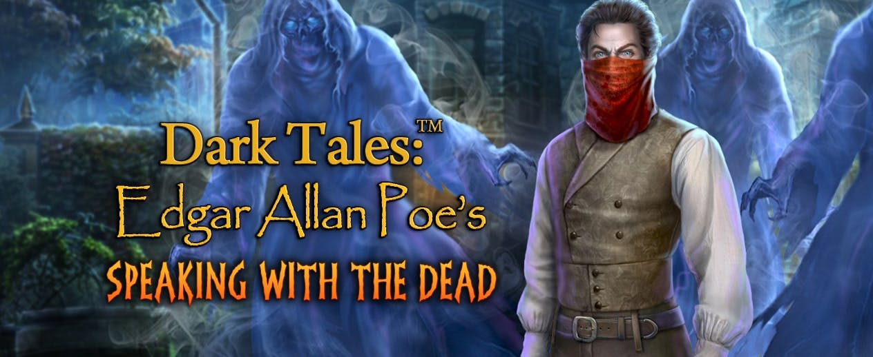 Dark Tales: Edgar Allan Poe's Speaking with the Dead - When the dead return for vengeance... - image