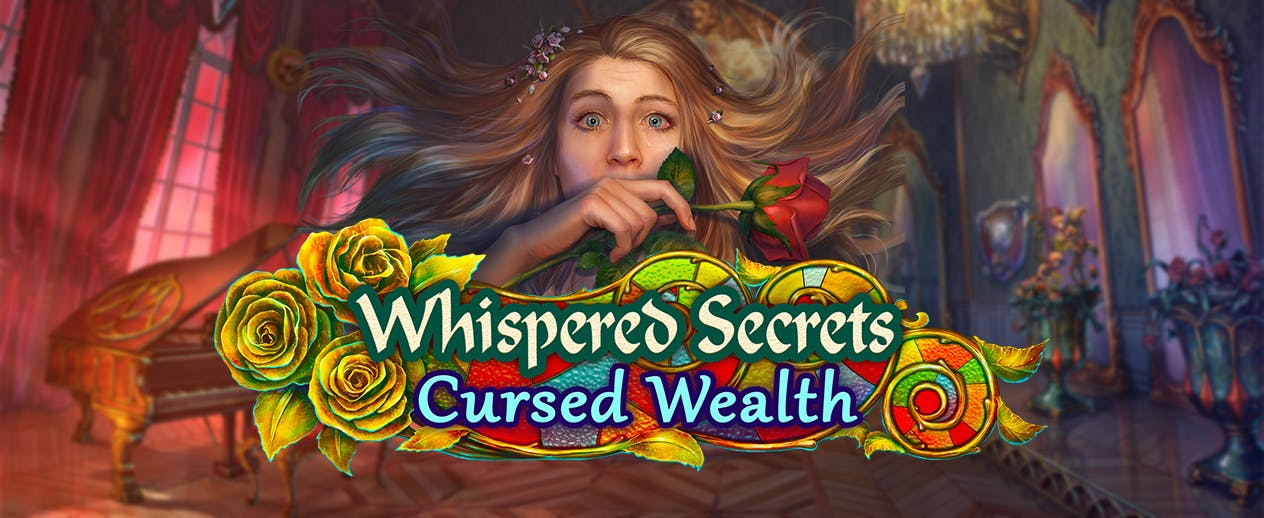 Whispered Secrets: Cursed Wealth - The truth comes at a cost... - image
