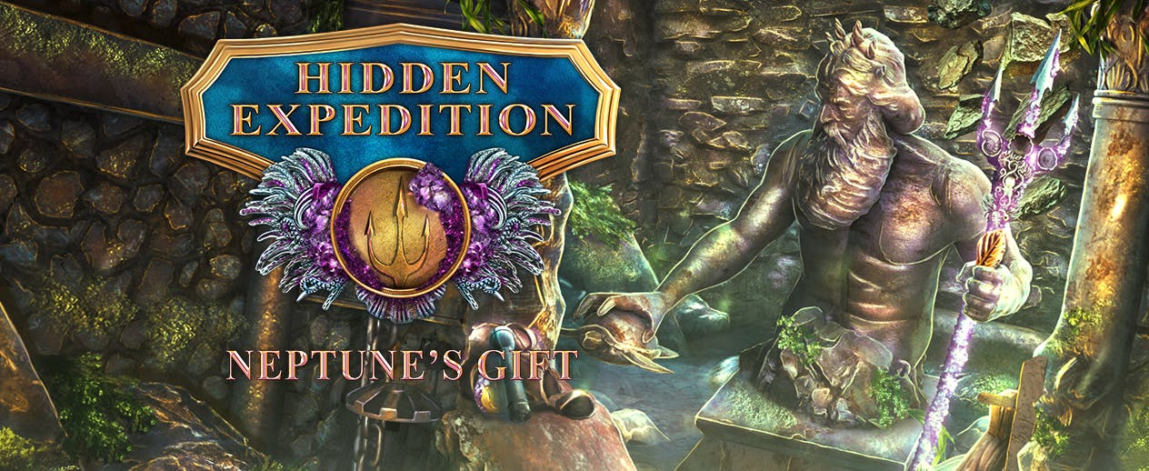 Hidden Expedition: Neptune's Gift - Some secrets are better left hidden... - image