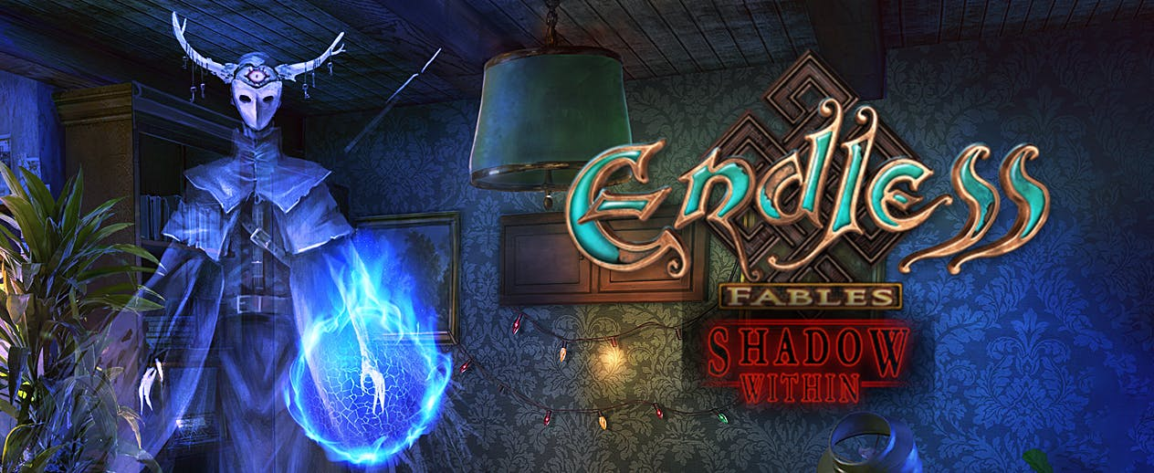 Endless Fables: Shadow Within - The Prince of Nightmares is calling... - image