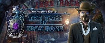 Mystery Trackers: The Fall of Iron Rock - image