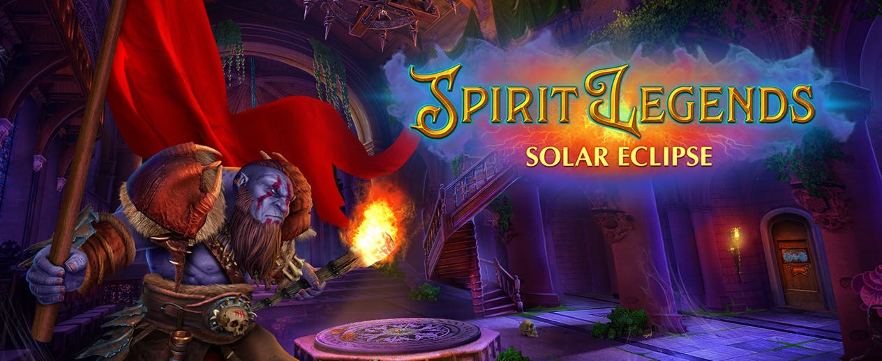 Spirit Legends: Solar Eclipse - This is no ordinary hunt - image