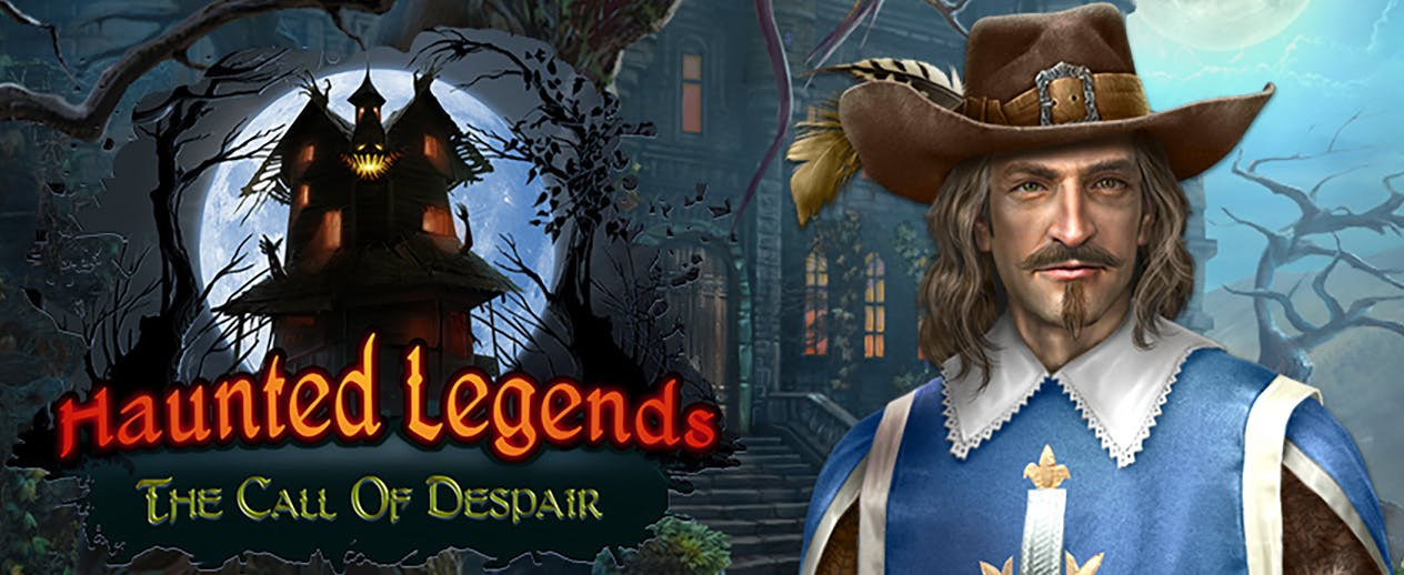 Haunted Legends: The Call of Despair - Is it more than a missing person's case - image