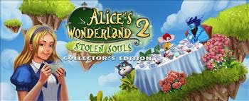 Alice's Wonderland 2: Stolen Souls Collector's Edition - image