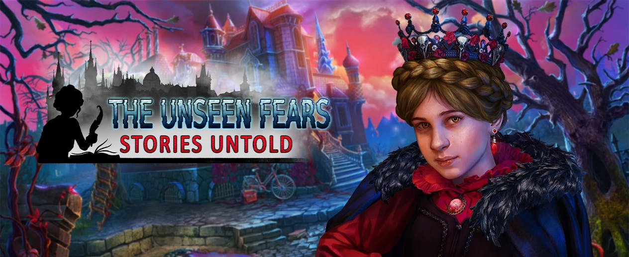The Unseen Fears: Stories Untold - When fairy tales and reality collide... - image