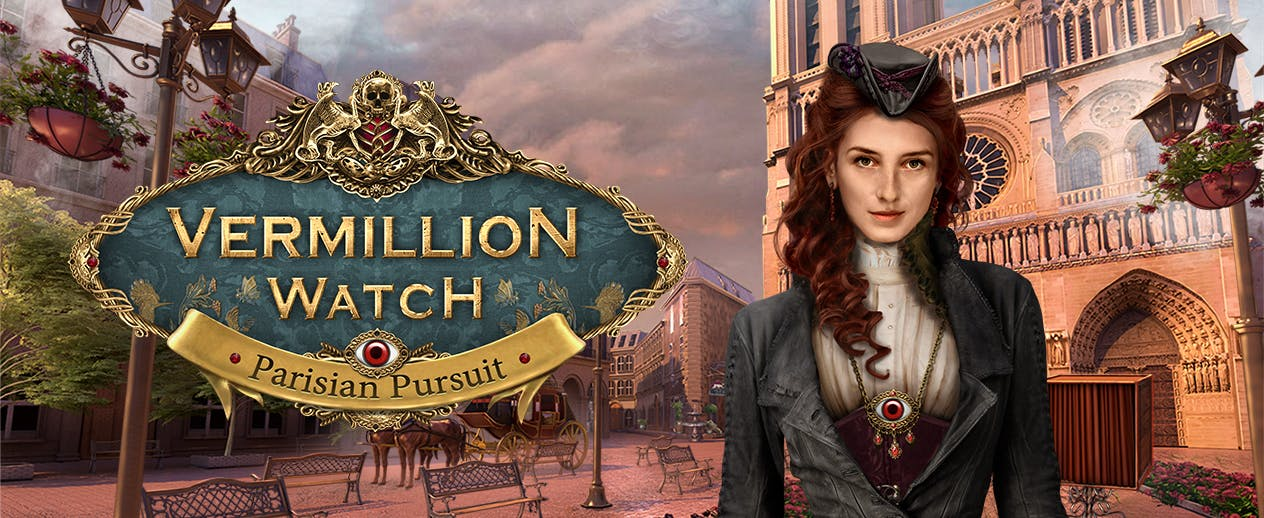 Vermillion Watch: Parisian Pursuit - When science and mysticism collide... - image