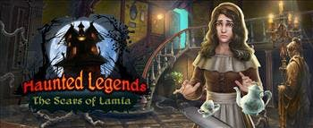 Haunted Legends: The Scars of Lamia - image