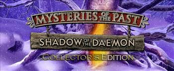 Mysteries of the Past: Shadow of the Daemon Collector's Edition - image