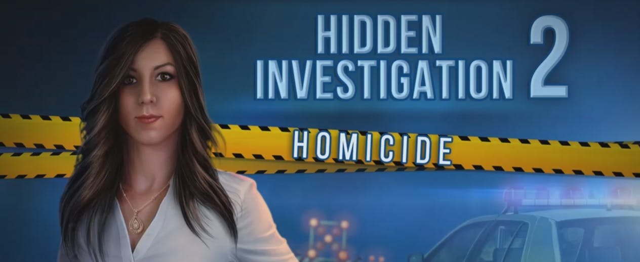 Hidden Investigation 2: Homicide - Step into the shoes of Agent Sarah - image