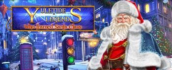 Yuletide Legends 3: Who Framed Santa Claus - image