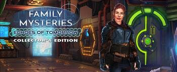 Family Mysteries 2: Echoes of Tomorrow Collector's Edition - image