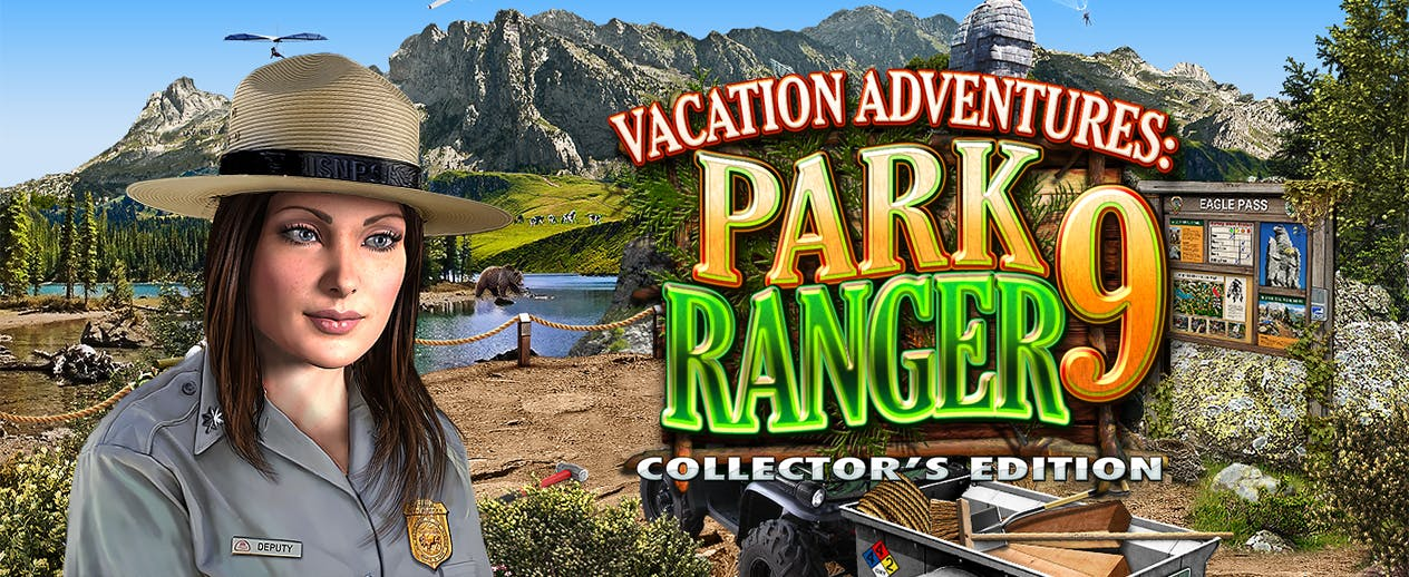 Vacation Adventures: Park Ranger 9 Collector's Edition - Another Awesome Great Outdoors Adventure - image