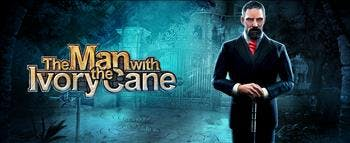 The Man with the Ivory Cane - image