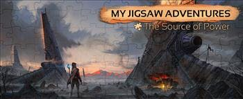 My Jigsaw Adventures - The Source of Power - image