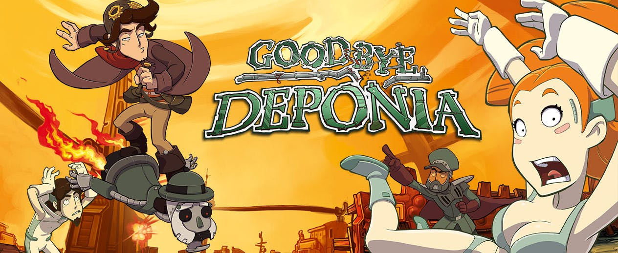 Goodbye Deponia - More chaos, more destruction, more Rufus - image