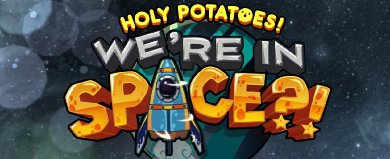 Holy Potatoes! We're in Space?! - We're in Space?! - image
