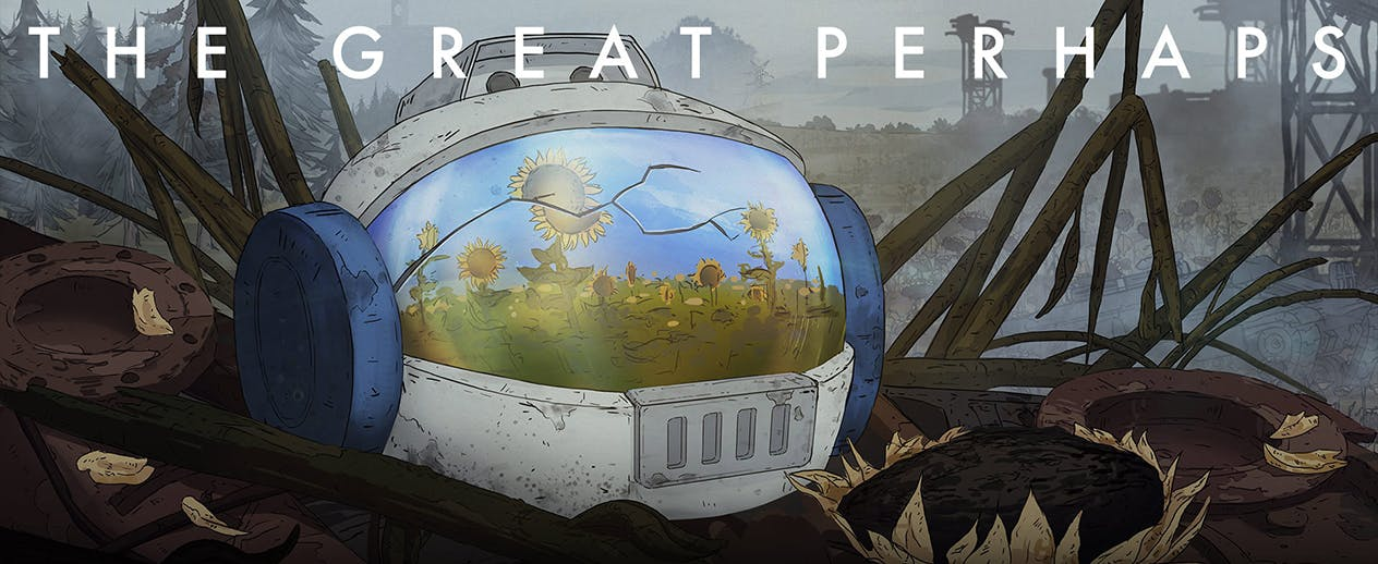 The Great Perhaps - Experience constant time traveling - image
