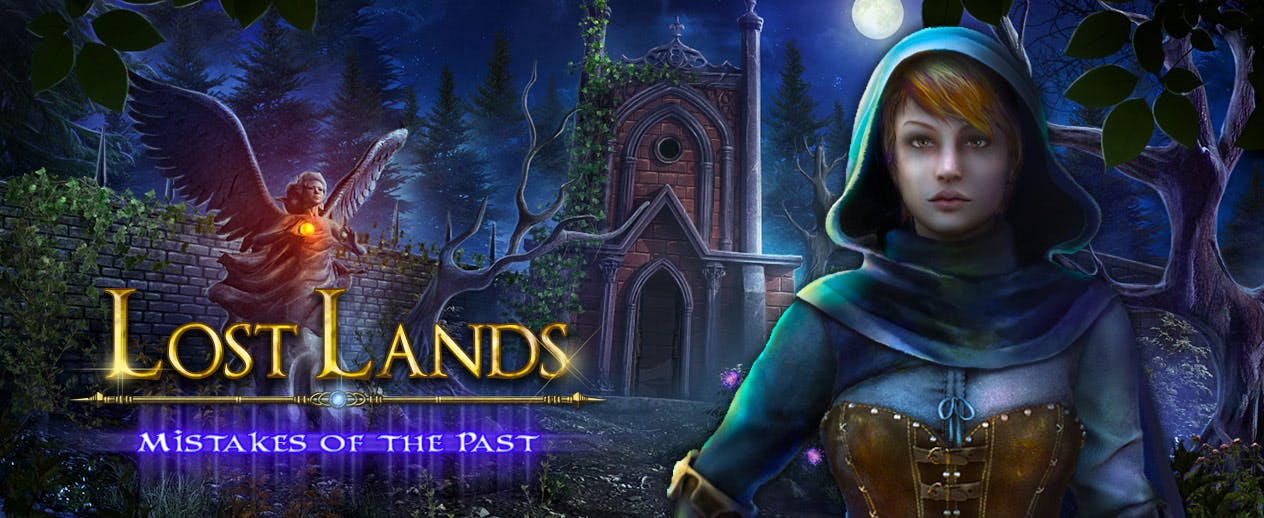 Lost Lands: Mistakes of the Past - Can you uncover her weakness? - image