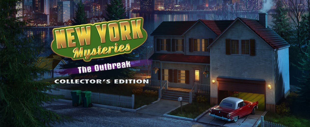 New York Mysteries: The Outbreak Collector's Edition -  - image
