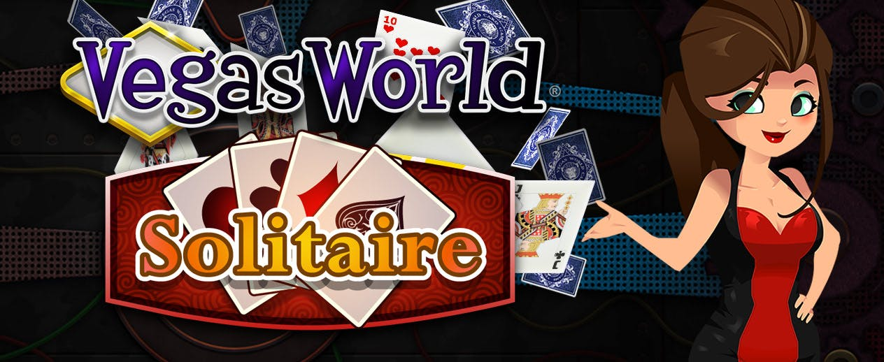 Vegas World Solitaire - Solitaire comes to Vegas World - image