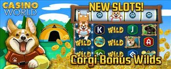 Casino World - Dog Days Slots - image