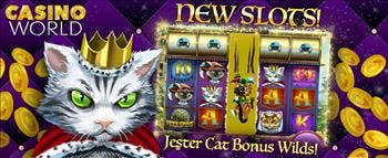 Casino World - Royal Meowjesty - image