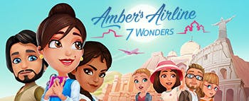 Amber's Airline: 7 Wonders - image