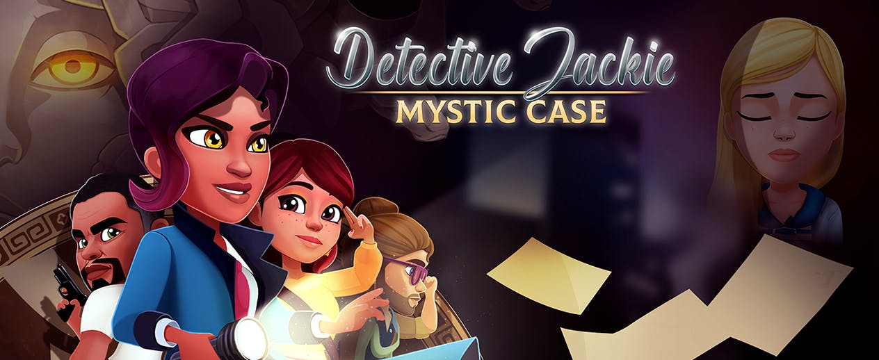 Detective Jackie: Mystic Case - Ask yourself: Do you believe in myths? - image