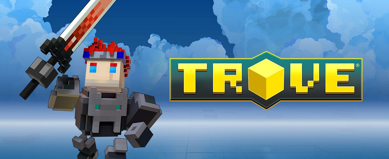 Trove - The ultimate action MMO!