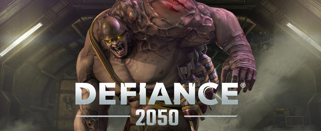 Defiance 2050 - Epic fast-paced third-person shooter